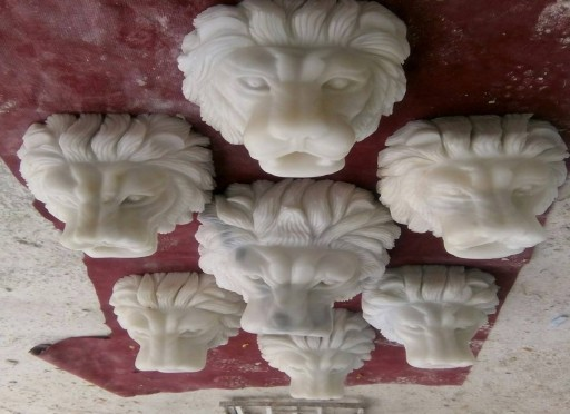 Mermer Aslan  ağzı- başı- 207