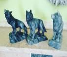 kurt heykeli- biblolar mermer-215