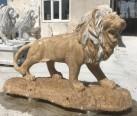 MERMER ASLAN HEYKEL-lion- 810