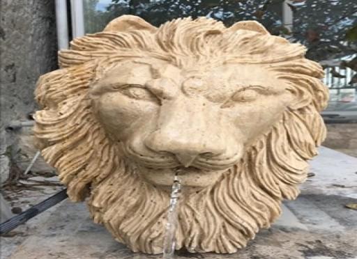 Aslan Başı mermer (traverten) 1003
