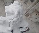 Mermer Aslan Yapımı-