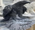 Mermer Kartal Heykeli – Marble Eagle Statue